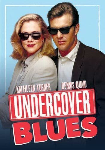 Undercover Blues DVD NEW