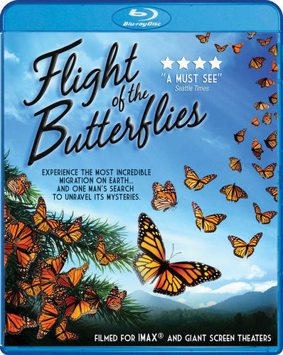 IMAX: Flight of the Butterflies BLU-RAY NEW