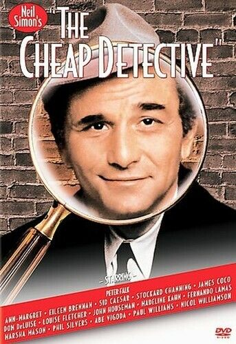 The Cheap Detective DVD NEW