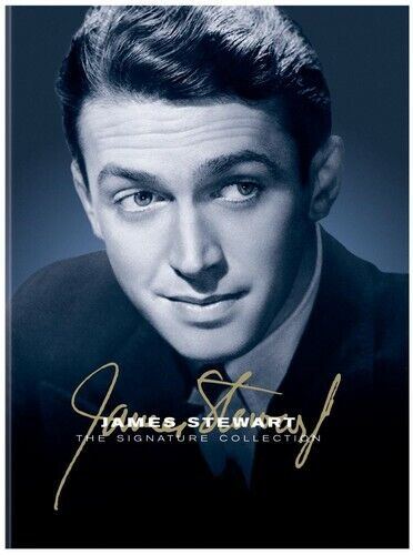 James Stewart: The Signature Collection (6 Disc) DVD NEW