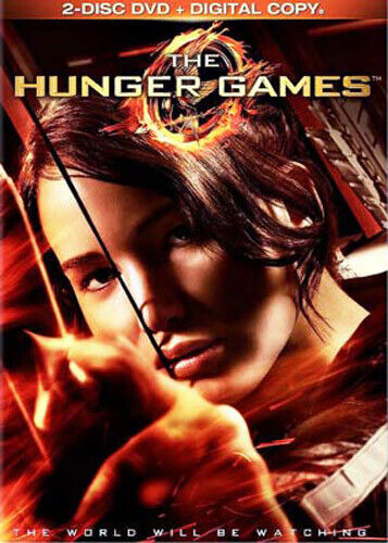 The Hunger Games (2 Disc) DVD NEW