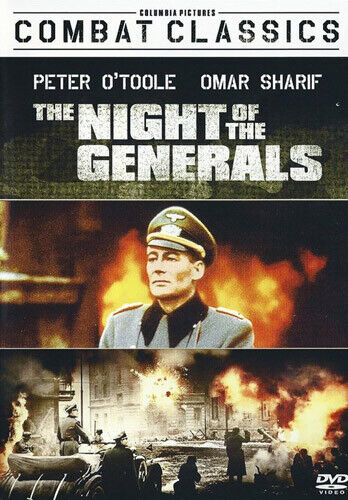 The Night of the Generals DVD NEW