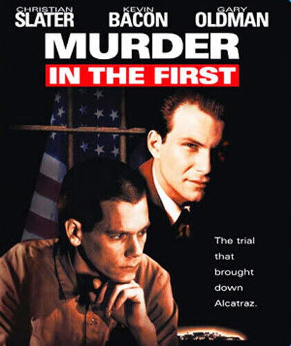 Murder in the First BLU-RAY NEW