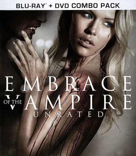Embrace of the Vampire (2013 Sharon Hinnendael; 2 Disc +DVD Unrated) BLU-RAY NEW