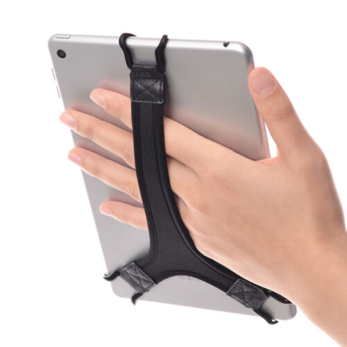 TFY Tablet Elastic Holder Finger Grip Hand Strap for i Pad mini / 7 - 8 inch