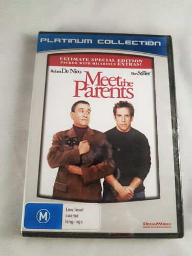 Meet The Parents (2004) Platinum Collection Special Edition BRAND NEW DVD - R 4
