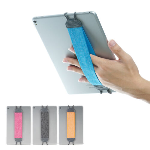 TFY Elastic Hand Strap Tablet Holder Stand for i Pad Pro /Mini 4/Air 2 / Samsung