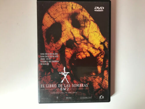 EL LIBRO DE LAS SOMBRAS BW2 DVD TERROR HORROR BOOK OF SHADOWS : BLAIR WITCH 2