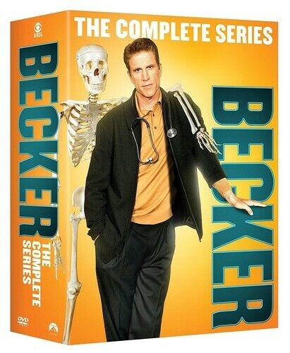 Becker: The Complete Series (17 Disc) DVD NEW