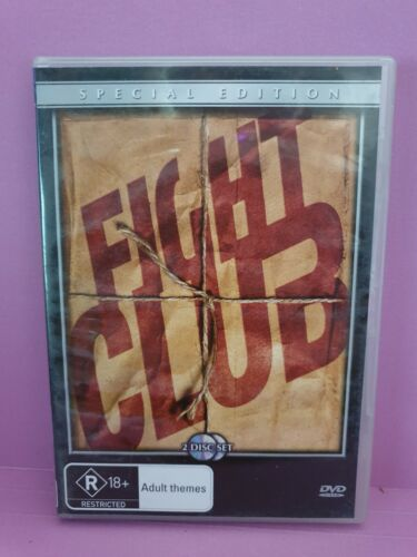 Fight Club Special Edition 🎬  DVD 🎬 FREE POST
