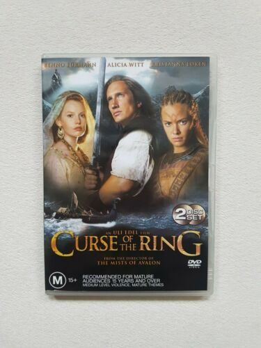 Curse Of The Ring DVD