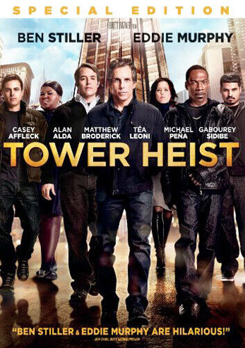 Tower Heist (Special Edition) DVD NEW