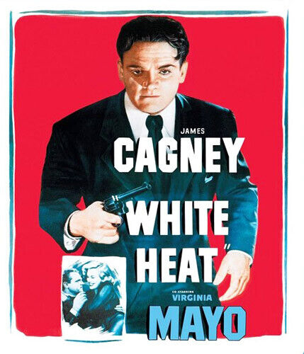 White Heat (1949 James Cagney) BLU-RAY NEW