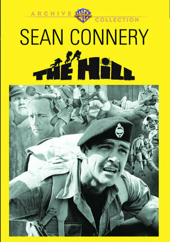 The Hill (1965 Sean Connery) DVD NEW