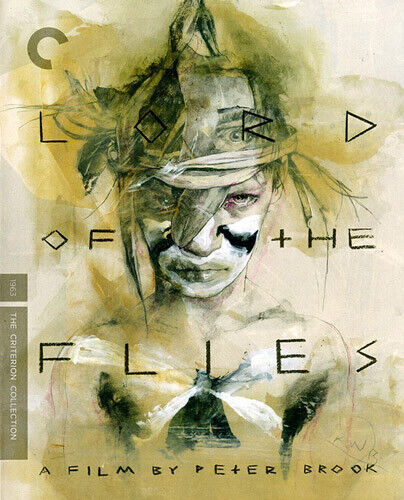 Lord of the Flies (1963 James Aubrey) (The Criterion Collection) BLU-RAY NEW