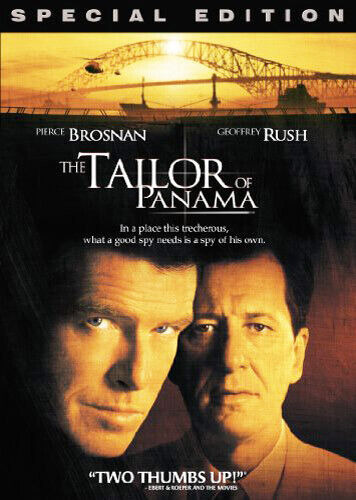 The Tailor of Panama (Special Edition) DVD NEW