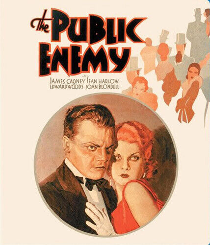 The Public Enemy (1931 James Cagney) BLU-RAY NEW