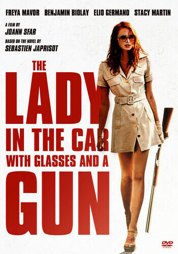 The Lady in the Car with Glasses and a Gun DVD NEW