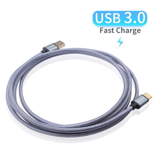 USB-C to USB 3.0 Gen 1 Cable(0.92M) with 56k Ohm Resistor For LG V30 V20 G6 G5.