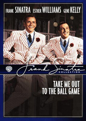 Take Me Out to the Ball Game DVD NEW