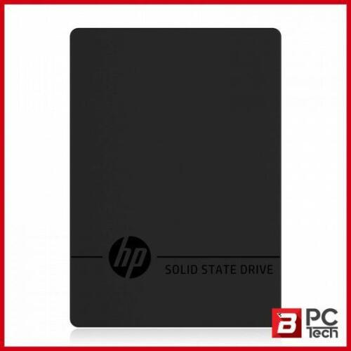 HP Portable SSD P600 500GB, 3D TLC with HP Controller H6158 and 560/490 Max R...