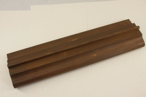 """Lamson Industrial Foundry Wood ~24"""" Machine Rail Guide Part Mold Pattern M104"""