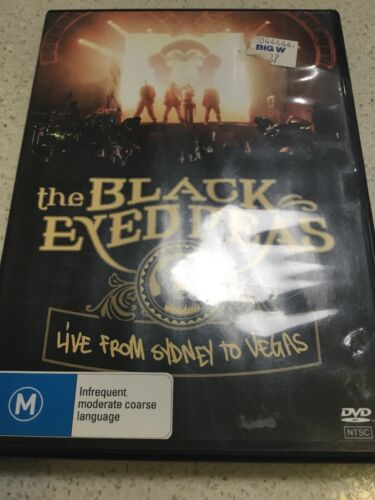 DVD Music | The Black Eyed Peas: Live From Sydney To Vegas (2006)
