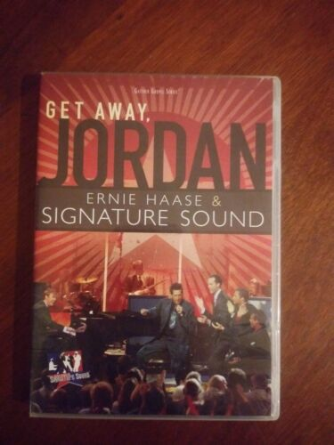 Gaither Gospel Series - Ernie Haase & Signature Sound Get Away Jordan DVD