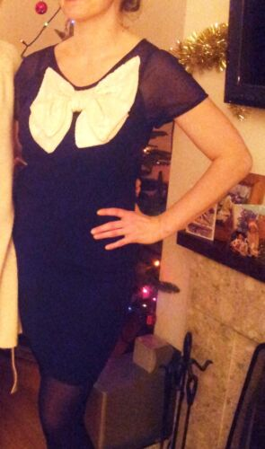 Dress with sequined bow by FEARNE COTTON, 10 12