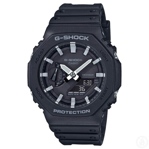 CASIO G-SHOCK Carbon Core Guard Watch GShock GA-2100-1A