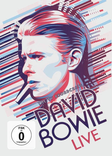 Bowie, David - Live - The TV Broadcasts (R0) - DVD - Music