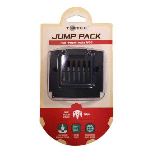 Tomee Jump Pack for N64 NEW