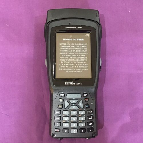 Psion Workabout Pro3 Model 7527S-G3-EG