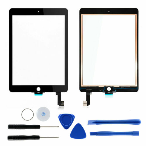 For iPad Mini 1 2 Front Touch  Glass Screen Replacement Digitizer/2 PCS/NEW