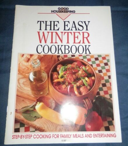 THE EASY WINTER COOKBOOK - Good Housekeeping -  Step by Step
