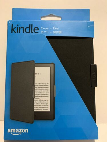 Amazon Protective Cover for Kindle  8th Generation - 2016 release  Black