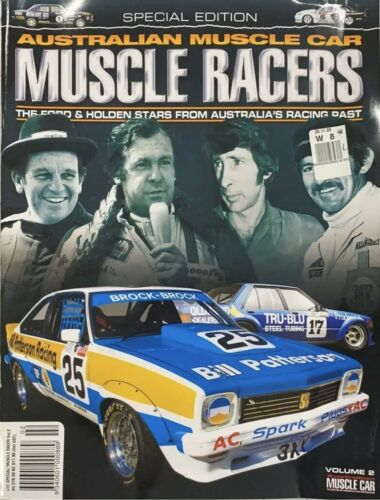 Australian Muscle Car Special Edition Vol 1: MUSCLE RACERS