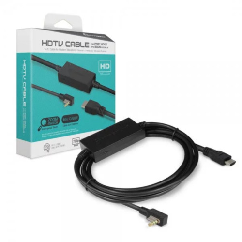 Hyperkin HDTV HDMI Cable for PSP 2000 & 3000 NEW