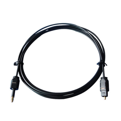 XT-XINTE Digital Toslink Audio to Mini Toslink SPDIF Optical Cable for Macbook
