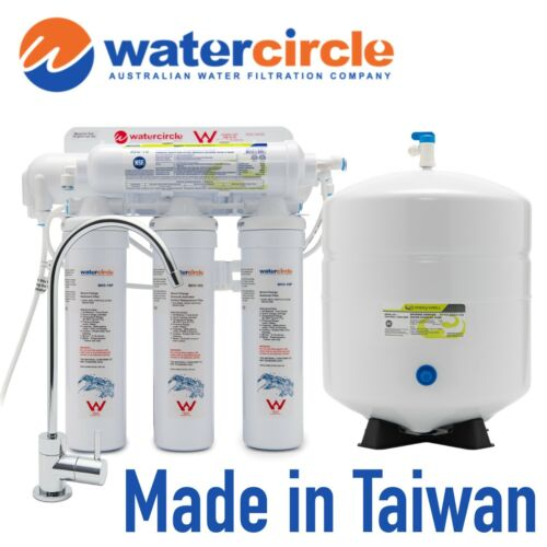 Premium Complete Set Reverse Osmosis water filter fluoride 5 stages RO  <br/> Quality parts, NSF TAP, NSF TANK, Tested in Australia