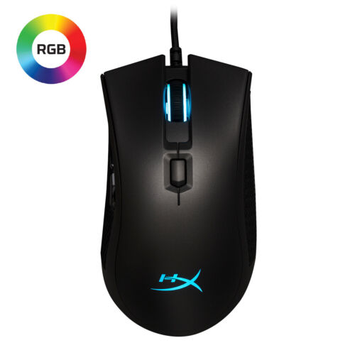 HyperX Pulsefire FPS Pro - Gaming Mouse, Software Controlled RGB Light Effects