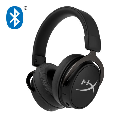 HyperX Cloud Mix Gaming Bluetooth Headset with Microphone - Black (HX-HSCAM-GM)