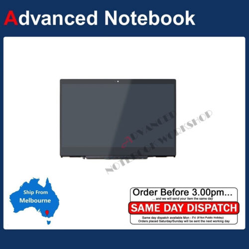 LCD Touch Screen Digitizer Bezel Assembly  for HP Pavilion X360 14-CD0114TU