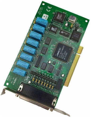ADVANTECH PCI-1760 Rev.A1 Universal Relay And Insulated PCI With Digit