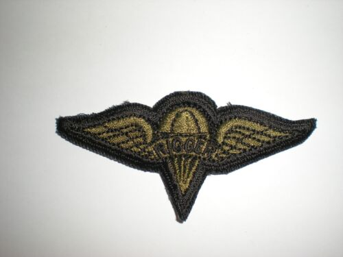 US ARMY PARACHUTE RIGGER WINGS PATCH - SUBDUEDArmy - 66529