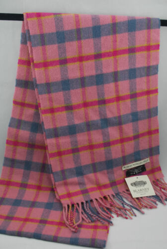 Scarf - Merino Wool and Cashmere - Made in Blarney ,Ireland - NEW!!!