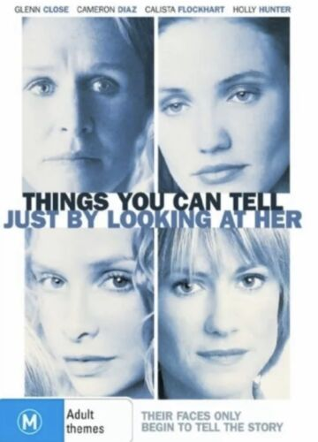 Things You Can Tell Just By Looking At Her DVD Brand New Sealed Free Post