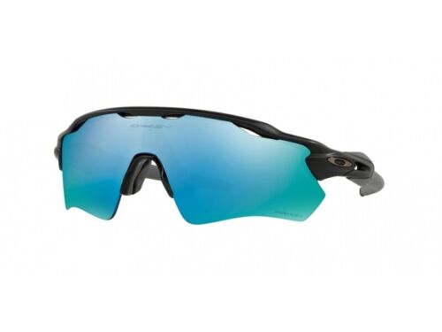 Oakley Occhiali Sole OO9208 RADAR EV PATH  920855 Nero h2o polar