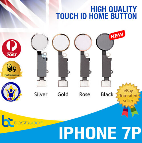 iPhone 7 Plus Home Button Touch ID Sensor Flex Cable Replacement