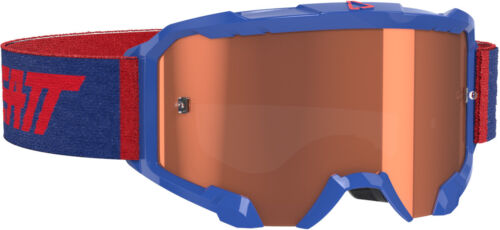 Leatt Velocity 4.5 Goggles Royal With Rose Lens
